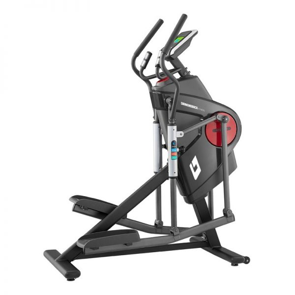 1060Ef Diamondback Adjustable Stride Elliptical Trainer On White Background