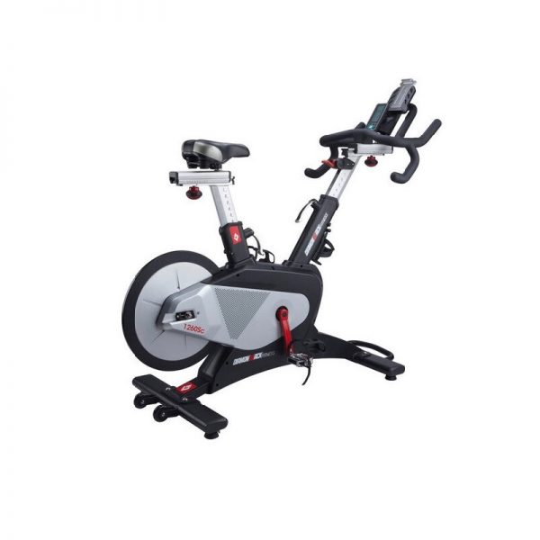 1260Sc Diamondback Fitness Rear Wheel Studio Cycle On White Background