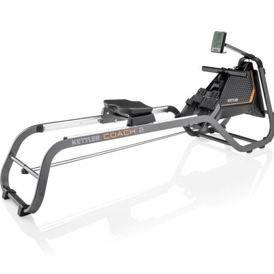 Kettler Coach 2 Rower On White Background