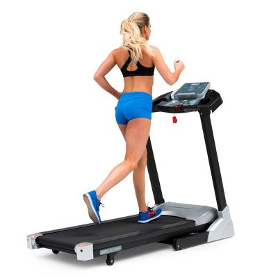 Lite Runner 3G Cardio Treadmill With Runner Photograph